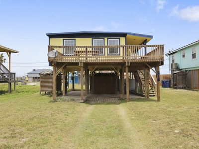 Photo for Surfside Thunder, located in Surfside Beach, completely renovated 2018, small but beautiful and located only steps to the water!