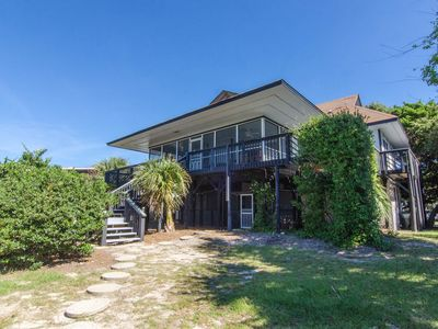 Photo for Stone Ground - Eclectic Beach Front Home On St. Helena Sound
