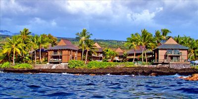 Photo for Oceanfront Home - Kona Onenalo Near White Sands Beach