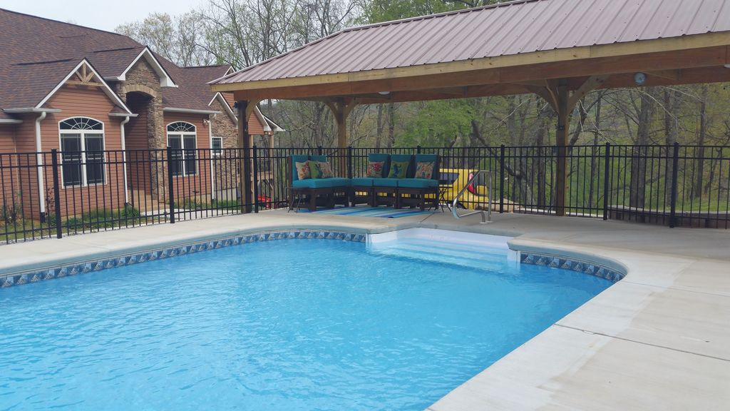 Newfound Cottage Swimming Pool Hot Tub Outdoor Fireplace Onsite Hiking Leicester Blue Ridge