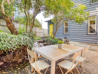 Photo for NEW LISTING! Family & dog-friendly Queen Anne home w/ WiFi & enclosed yard!