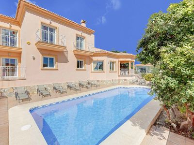 Photo for Spacious and Well designed Casa Rosa Calp