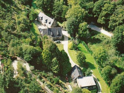 Photo for Original Water Mill From The 19th Century With Private Pool And Country Side Vie