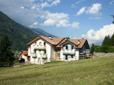 Photo for Beautiful apartment in Trentino-Alto Adige Val di Sole-Ossana