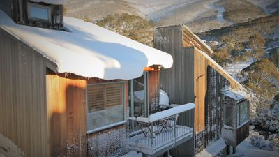 Photo for CHILL-OUT @ THREDBO - cosy freestanding ski cabin - your home away from home