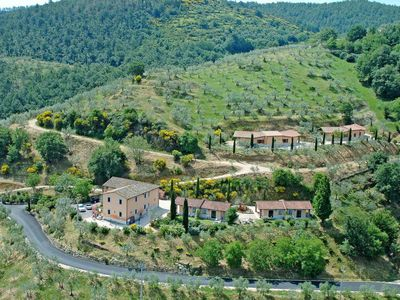 Photo for Vacation home La collina sull'Umbria (BTT140) in Bettona - 2 persons, 1 bedrooms
