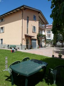 Photo for apartment in a Tuscan-Emilian Apennine house in the Bolognese mountains
