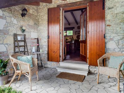"Photo for Little and nice cottage ""Il Bagolaro""- Arcugnano"