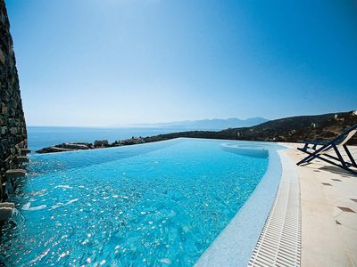 Photo for Villa Francine, in luxury complex in Crete, with private pool, 2 bedrooms, 4 sleeps