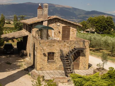 Photo for Country House Carmelita - a rustic stone manor house into the vineyards