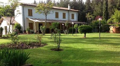 Photo for Between Forte dei Marmi and Florence, immersed in nature with your animal friends