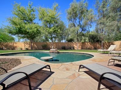 Photo for Private Acre Oasis in Scottsdale - April Availability
