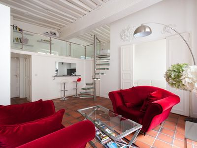 Photo for Rue de Sévigné - luxury 2 bedrooms serviced apartment - Travel Keys