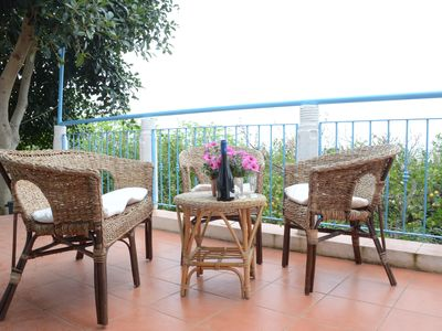 Photo for House located in quiet area, only 5km from the beach. 20km from Cefalu