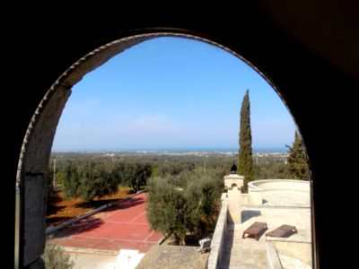 Photo for Farmhouse a few km from Ostuni and Torre Guaceto - App. 1