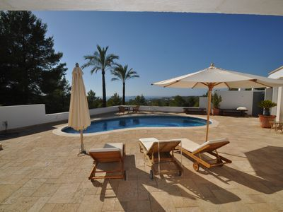 Photo for Great seaview and sunset villa