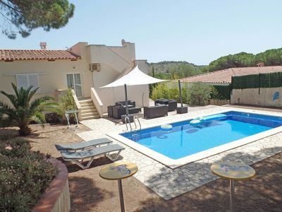 Photo for Modern villa in a residential area for 6 pax with private pool and nice views