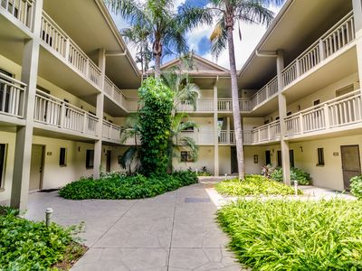Photo for Beautiful Bonita Bay - 2 Bedroom, 2 Bath Unit with Access to Private Beach