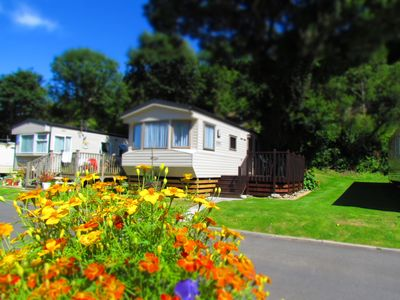 Photo for Holiday home sleeps 6 in award winning park