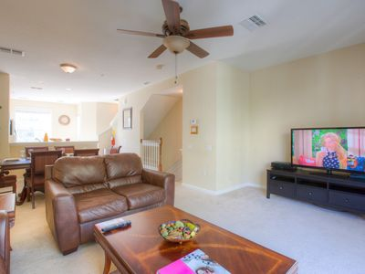 Photo for Deluxe Orlando Townhome with Convenient Extra Parking