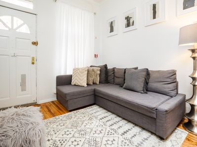 Photo for Cozy West Village Townhouse w/ PRIVATE ROOFTOP!