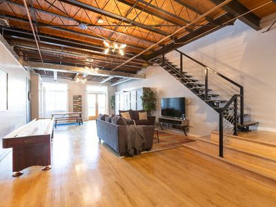 Photo for Multi Level Downtown Loft w/ Private Rooftop Deck (2 Blocks from Coors Field)