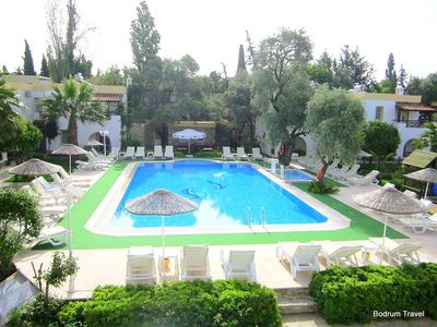 Photo for 1BR Apartment Vacation Rental in Muğla, Bodrum