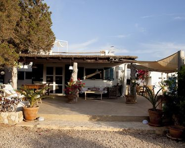 Photo for Nice House in the Natural Park at only 1 km from Es Pujols: Garden, WiFi, views