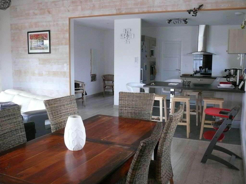 Modern And Cozy Wooden House Close To Hossegor AngresseLandes - Cozy wooden house