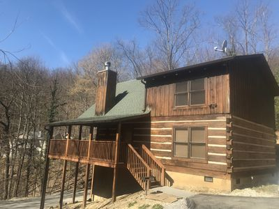 New Listing!  Simple Comfort @ Bear Crossing! Hot Tub! 2 BR! WIFI!