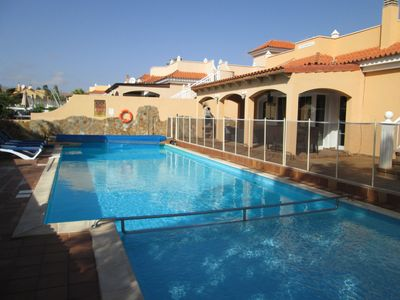 Photo for Luxury Villa With Private Heated Pool, AirConditioning, Golf Course And Sea View
