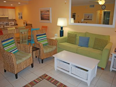 Photo for Villa Sanibel 1D, 2-Bedroom Condo, Ground-Level, Easy Access to Beach
