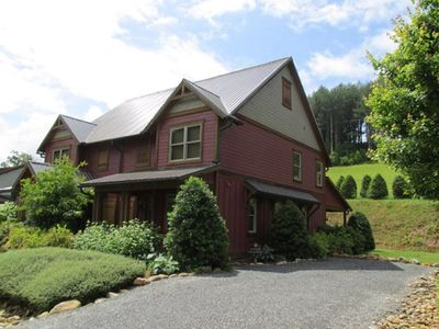 Photo for Executive mountain home near WCU, Tuckasegee River, Casino, BR Parkway, & GSMNP