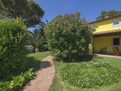 Photo for Vacation home Villa il Pellicano in San Vincenzo - 10 persons, 5 bedrooms