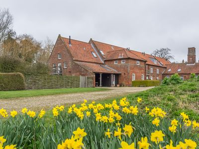 Photo for West End Watermill is a superb conversion of a Grade II listed water mill house
