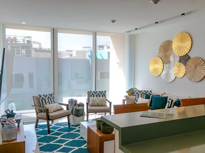 Photo for GREAT BRAND NEW CONDO NEAR THE BEACH CLOSE TO RESTAURANTS ON 5TH AVE