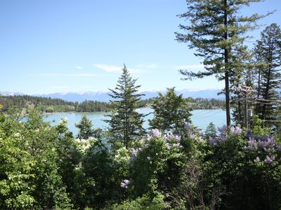 Photo for The Cottage at Somers Bay w/ Boatslip on Flathead Lake