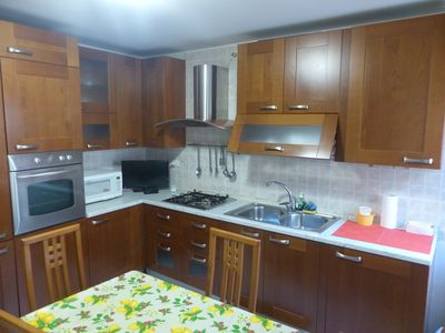Photo for Apartment on the first floor in Sottomarina near the sea and the lagoon