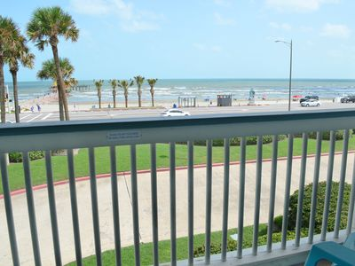 Photo for FRONT ROW Beach Condo With Phenomenal View! Luxuriously remodeled! Casa Del Mar #204