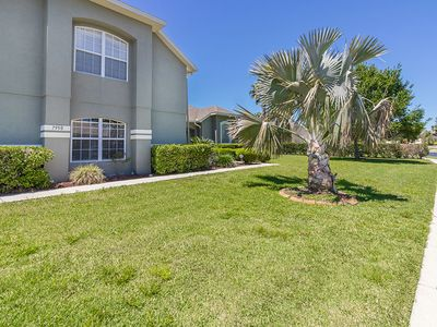Photo for Fabulous 5-bedroom vacation home with game room, private pool & spa, 3 suites and more in Formosa Gardens Estates