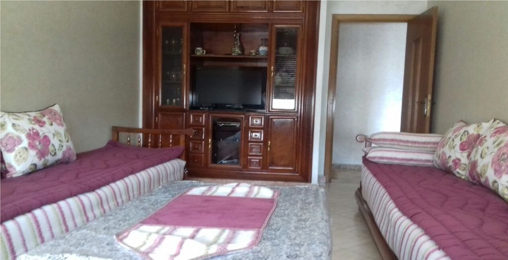 A luxury appartment in the best location in Tangier with a few steps to beach