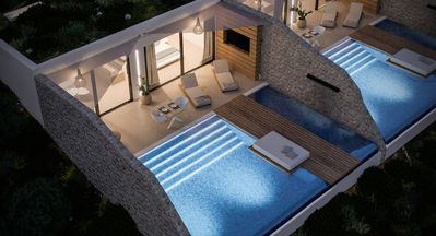 Photo for Emerald Cave Suite with private pool