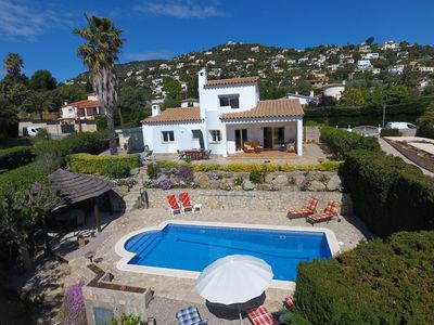 "Photo for ""Villa Oleander"" Beautiful villa with private pool and garden in the heart of the Costa Brava"