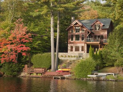 Lake Rescue Luxury Home near Okemo and Killington