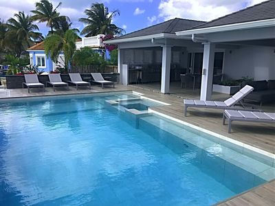 Elysium Fields - Luxury 4 bedroom Villa - Jolly Harbour