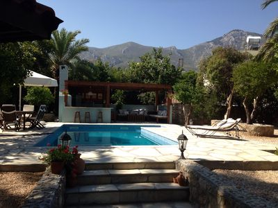 Photo for traditional Cypriot renovated property in the heart of Beautiful Ozankoy