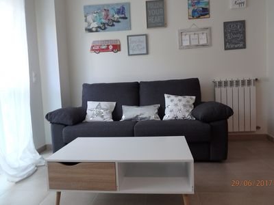 Prat Condal *** 2/4 (4t 1a) - Apartment for 4 people in Santa Coloma