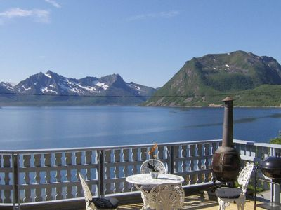 Photo for Vacation home Senja in Kaldfarnes - 10 persons, 4 bedrooms
