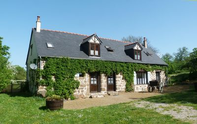 Photo for 1BR Cottage Vacation Rental in Ceaucé, Normandie