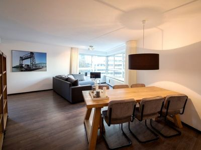 Photo for 2 bedroom with balcony in Rotterdam